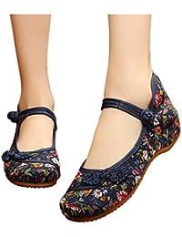 9db0b4eeda4 Amazon.es  Happy On Line - Zapatos  Zapatos y complementos