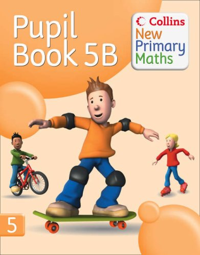 Collins New Primary Maths – Pupil Book 5B (Busy Ant Maths European edition)