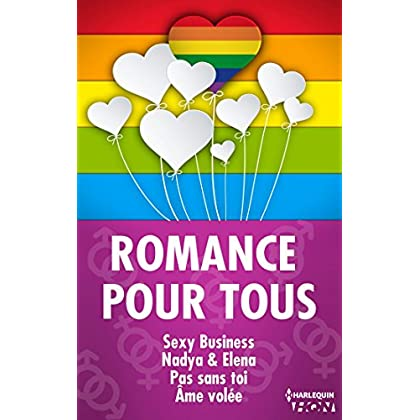 Romance pour tous : 4 romans (HQN)
