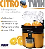 XSQUO CitroTwin Presse-agrumes by XSQUO