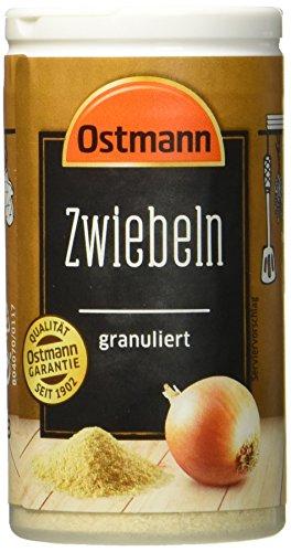 Ostmann Zwiebeln granuliert, 40 g