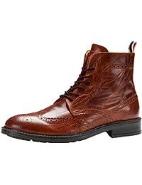 chaussures ville Jack And Jones hugh marron