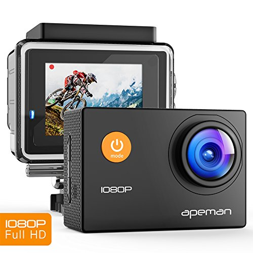 APEMAN Action Cam Full HD