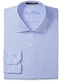 Louis Philippe Permapress Men's Formal Shirt