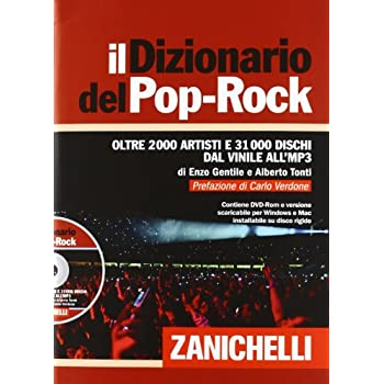Il Dizionario Del Pop-Rock (Con Dvd-Rom Per Windows E Mac)