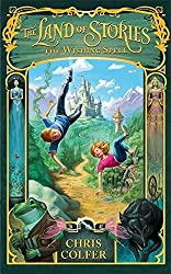 The Land of Stories: 1: The Wishing Spell by Chris Colfer (2012-07-17)