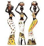 shovv Dekoartikel Decorationkreative Dekoration Dekoration Harz Puppe Afrikanische Charakter Dekorationen Haus Wohnzimmer Dekoration Dekoration Handwerk