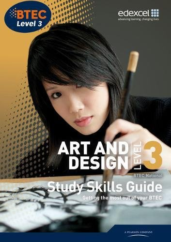 BTEC  Level 3 National Art and Design Study Guide