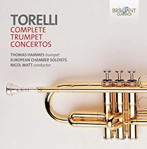 Integrale Des Concertos Pour Trompette