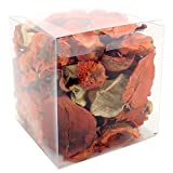 POT-POURRI boite - TERRE D'EPICES (cannelle orange)
