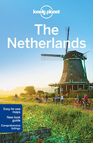 The Netherlands  6 (Country Regional Guides) por Catherine Le Nevez