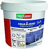 ParexGroup 3135 Colle & Joint en pâte 3 kg Blanc