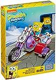 Mega Bloks Toys - SpongeBob SquarePants Bike Racer Figure Playset