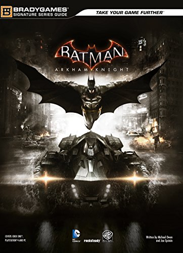 Batman: Arkham Knight – Das offizielle Lösungsbuch