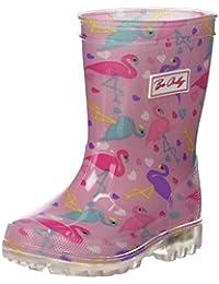 Be Only Flamingo Kid Flash, Bottes de Pluie Fille