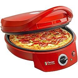Bestron APZ400 Four à Pizza, Rouge