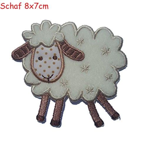 2-ecussons-patch-appliques-mouton-8x7cm-turquoise-oiseau-9x8cm-thermocollant-brode-broderie-pour-vet