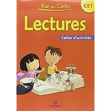 Lectures CE1 : Cahier d'activités