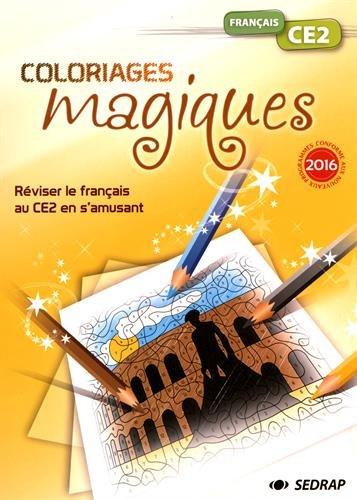 Coloriages magiques Français CE2