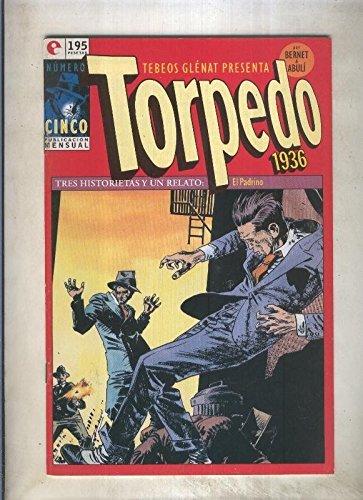 Torpedo comic book numero 05: El tipo que no se chupaba el dedo