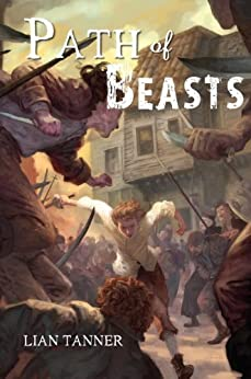 Path of Beasts (Keepers Trilogy Book 3) (English Edition) di [Tanner, Lian]