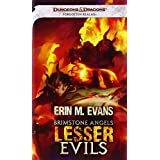 Brimstone Angels: Lesser Evils: A Forgotten Realms Novel by Erin M. Evans (2012-12-04)