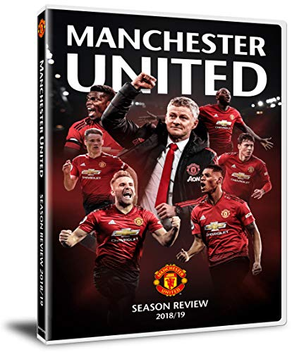 Manchester United Season Review 2018/19 [DVD]