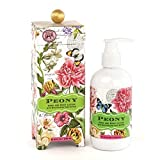 Michel Design Works Peony Hand and Body Lotion 236 Milliliter