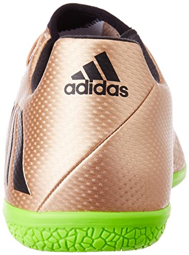 Adidas Mens Messi 16.3 In Scarpe Da Calcio Coppmt / Cblack / Sgreen