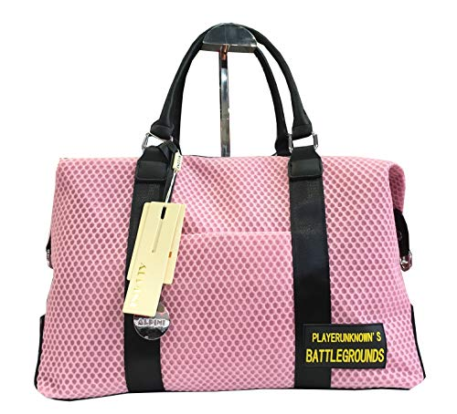 308384d2b ALPINI - Bolso de asas para mujer Rosa - Capaz, hermosa, original y de