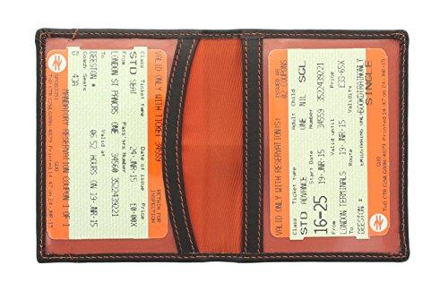 Mala Leather Odyssey Portatarjeta Viaje