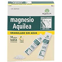 AQUILEA - URIACH AQUILEA Magnesio Granulado 14 sobres