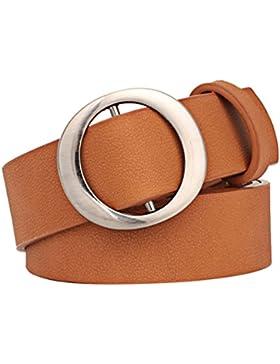 Lihaer Accesorios De Cinturón Retro Para Mujer Cinturón Ajustable Casual De Moda Para Falda Jeans