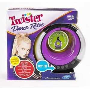 Hasbro - A2975 - Twister Dance Rave - Version Anglaise (Import Royaume-Uni)