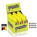 Nutrixxion GEL ENERGÍA con BCAA, Vitaminas y Minerales Set 24 x 44g, FlavorName Citrus