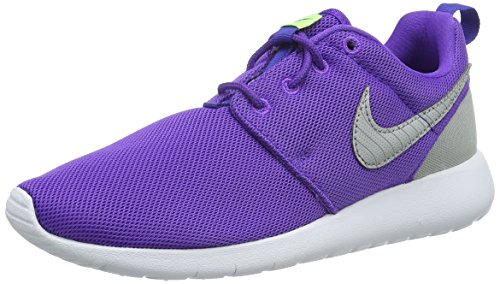Nike Mädchen Roshe One (Gs) Turnschuhe Violett (Viola (Hyper Grape/Wolf Grey/Deep Night)Hyper Grape/Wolf Grey/Deep Night)