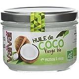 VaiVai Huile de Coco Vierge Bio 200 ml - Lot de 3