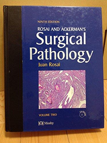 Akerman'S Surgic Patologie T02-Neuvième ed. par Rosais