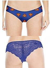 Freegun Tanga Femme DC Comics Superman