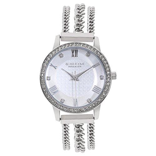 Giordano Analog Gold Dial Women's Watch - A2061-11
