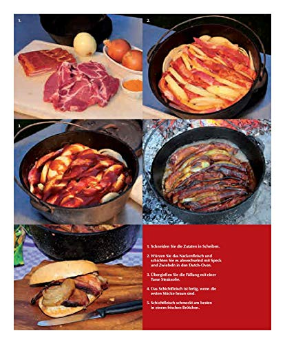 Dutch Oven – Kochen über offenem Feuer - 6