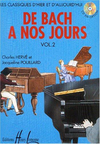 De Bach à nos jours Volume 2A