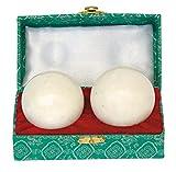 Qi Gong sfera neve al quarzo 50mm