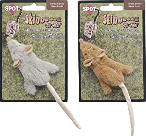 SKineeez For Cats - Catnip Mouse Toy from Girard & Cie