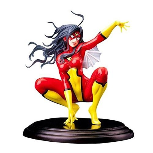 Marvel Comics Spider-woman Bishoujo Statue By Marvel Picture