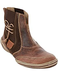 tZaro Stretch Wall Genuine Leather Boots