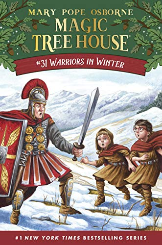 Warriors in Winter (Magic Tree House (R) Book 31) (English Edition)