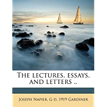 in a g gardiner books the lectures essays and letters