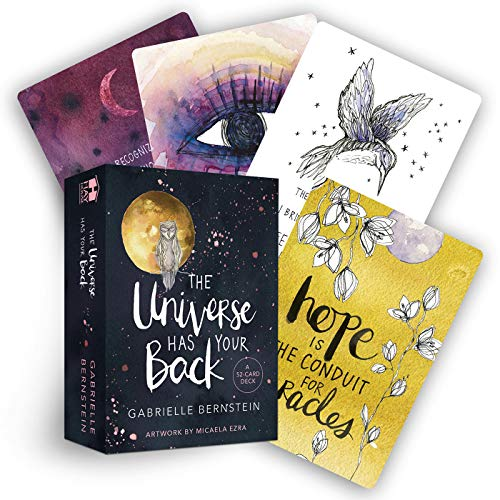 The Universe Has Your Back: A 52-card Deck (52-deck-box)