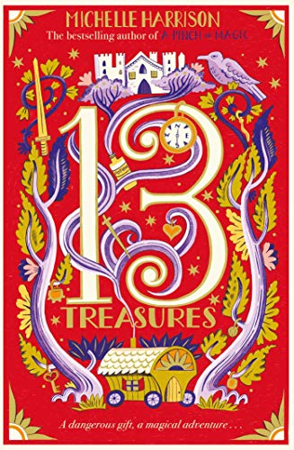 The Thirteen Treasures (English Edition) eBook: Harrison, Michelle ...